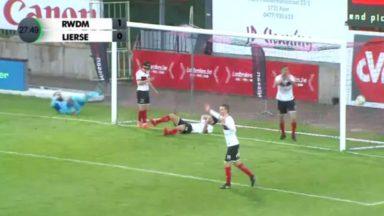 D1 amateurs : le RWDM partage avec le Lierse pour son dernier match de la saison à domicile