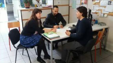 Focus sur les formations professionnelles et le travail chez les Roms