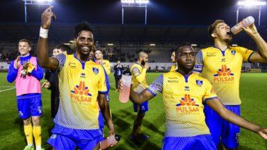 Playoffs 2 : l'Union Saint-Gilloise enchaîne un 2e succès consécutif à Mouscron