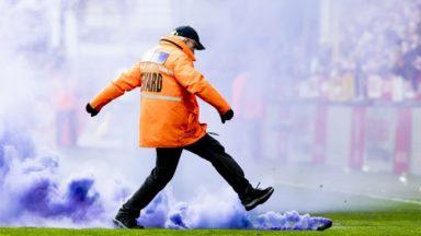 Après les incidents de Standard-Anderlecht, la Pro League plaide pour plus de pouvoir pour les stewards