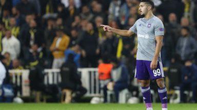 RSC Anderlecht : Zakaria Bakkali indisponible jusqu'au terme de la saison