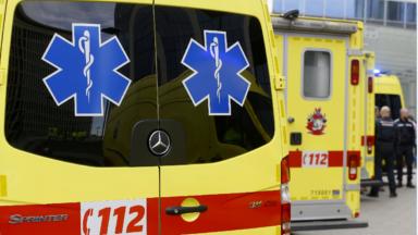 Neder-Over-Hembeek : le vol d'une ambulance filmé à la cité Versailles