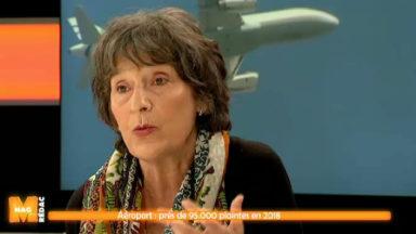 Survol de Bruxelles : le service de médiation de l'aéroport a reçu près de 95 000 plaintes en 2018