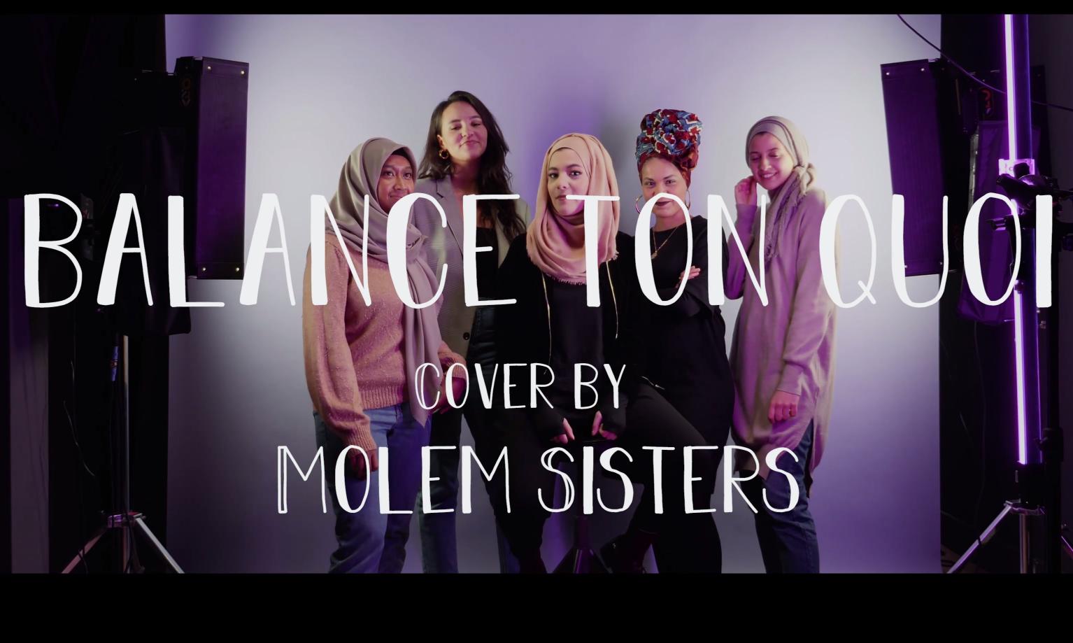 Une youtubeuse détourne Angèle pour dénoncer l'islamophobie — Balance ton quoi