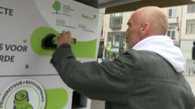 Déjà près de 40.000 canettes consignées en Région bruxelloise