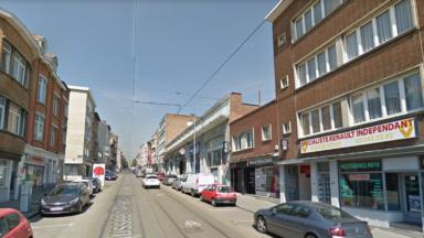 Uccle : 5 personnes sauvées de l'incendie d'un immeuble sur la chaussée d'Alsemberg