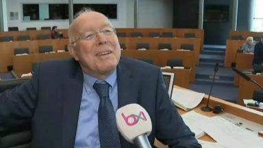 Charles Picqué a présidé sa dernière séance au parlement bruxellois