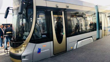 La Stib commande 30 nouveaux trams supplémentaires