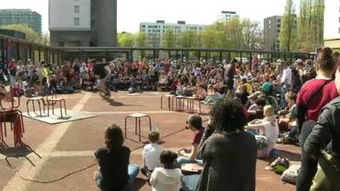 Le festival Hopla! prend ses quartiers au sein de la Cité Modèle de Laeken