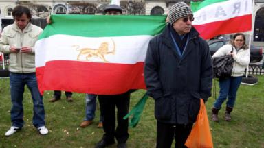 Manifestation cette après-midi à Bruxelles en soutien des victimes des inondations en Iran