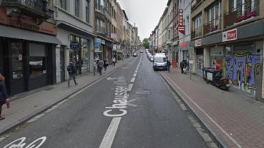 Ixelles: un conducteur tente volontairement de renverser un piéton après une dispute