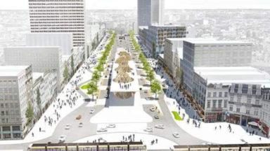 Le boulevard de Waterloo et l'avenue de la Toison d'or bientôt réaménagés