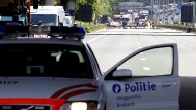 Hoeilaart : une femme grièvement blessée suite à un accident à proximité du Ring