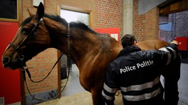 Etterbeek lance la première patrouille policière à cheval
