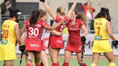 Les Red Panthers battent la Chine (4-1) et se placent 3ème de la compétition mondiale