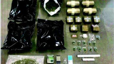 Saisie de 13kg de cannabis à Molenbeek : un suspect placé sous mandat d'arrêt