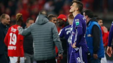 Standard-Anderlecht : 50.000 euros d'amende pour les Mauves
