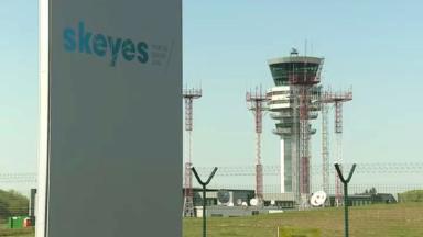 Une partie de l'espace aérien belge à nouveau fermée durant la nuit prochaine