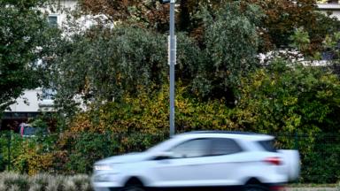 Plus de 10.000 excès de vitesse lors du premier trimestre 2019 à Bruxelles/Ixelles