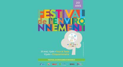 Affiche - Festival de l'Environnement 2019