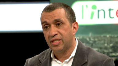 """Ahmed Mouhssin (Ecolo) : """"Il est légitime que nos instances nous rappellent à l'ordre mais le contenu est juste"""""""