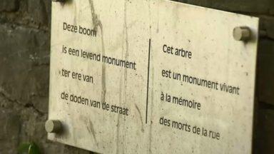 Bruxelles : 67 personnes qui vivaient dans la rue sont décédées en 2018
