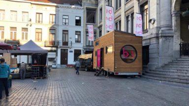 Elections 2019 : la caravane passive de BX1 fait escale à Molenbeek