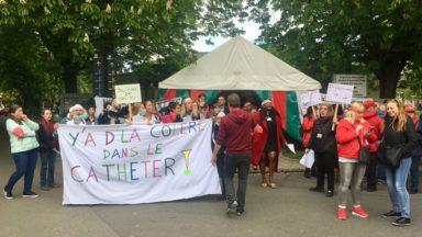 Les urgentistes de l'hôpital Brugmann sont en grève
