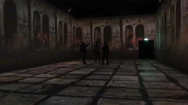 Une expo immersive sur Bruegel au Palais de la Dynastie