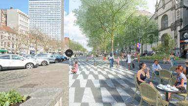 Réaménagement du Boulevard de Waterloo: début de l'enquête publique ce mercredi