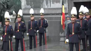 La Belgique commémore le 74e anniversaire de la fin de la Seconde Guerre mondiale