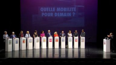 Revivez le débat exceptionnel de BX1 entre les 12 têtes de listes bruxelloises francophones et néerlandophones