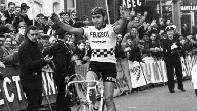 Bozar se joint à la fête d'Eddy Merckx