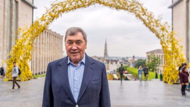 Eddy Merckx, le plus grand sportif belge de l'histoire, souffle ses 75 bougies