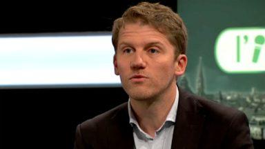 Gilles Vanden Burre (Ecolo) est l'invité de L'Interview ce vendredi