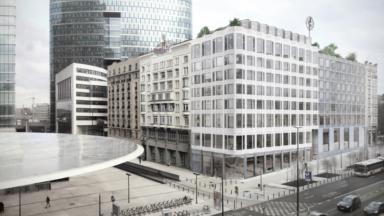 Le secteur hôtelier se porte bien à Bruxelles: deux hôtels importants place Rogier vont être rénovés