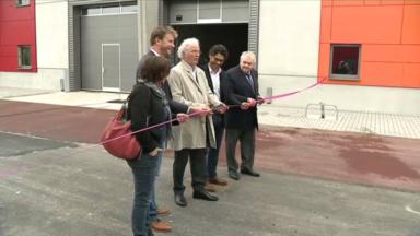 Anderlecht inaugure son premier site destiné aux très petites entreprises avec Newton II