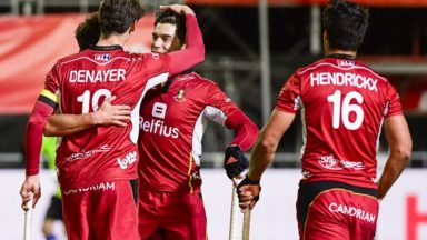 Hockey sur gazon : les Red Lions s'imposent en Grande-Bretagne (0-4) et mènent en Pro League