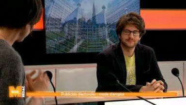 Encart du Vlaams Belang dans Bruzz: quelles sont les règles en matière de publicité électorale?