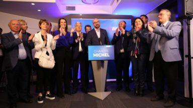 """Charles Michel : """"Pour nous, le Vlaams Belang et le PTB n'ont pas vocation à entrer dans des majorités"""""""