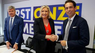 Comment se porte actuellement l'extrême droite à Bruxelles?