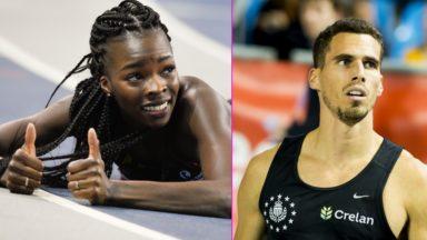 Cynthia Bolingo et Kevin Borlée déclarent forfait pour les Mondiaux de relais au Japon