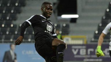 RWDM : l'attaquant Moussa Diallo (Eupen) signe pour une saison