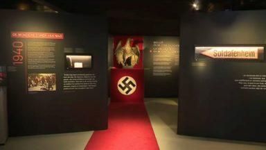 """Ouverture de l'exposition """"Guerre. Occupation. Libération"""" au Musée de l'Armée"""