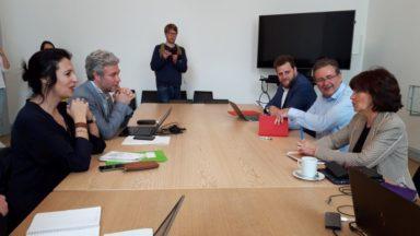 Consultations bruxelloises : les discussions reprendront après le week-end d'Ascension