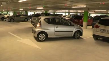 Anderlecht : inauguration d'un parking de dissuasion près du métro Ceria
