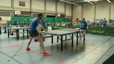 Tennis de table : à Anderlecht, Jean-Michel Saive fête les 70 ans du RCTTA