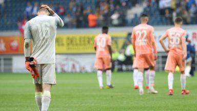Le RSC Anderlecht, 6e des Playoffs 1, loupe une qualification européenne