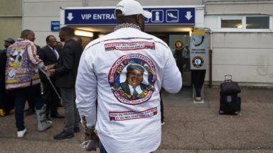Prévu mercredi, le corps de l'opposant congolais Etienne Tshisekedi a quitté Bruxelles ce jeudi
