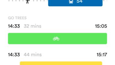 Smart Mobility Planner devrait faciliter vos déplacements en transports en commun